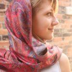 Indian scarf pashmina kashmiri scarf